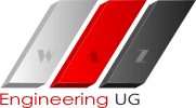 WAZ-Engineering logo